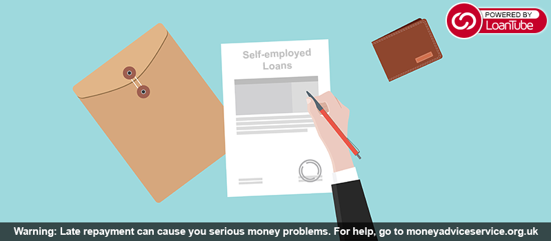 Self Employed Loans for Bad Credit
