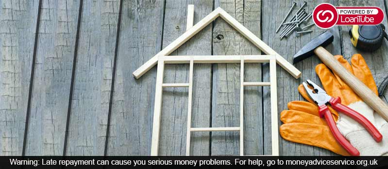 Bad Credit Home Improvement Loan