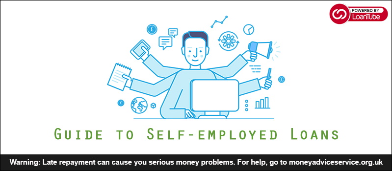 Online Self Employed Loans UK