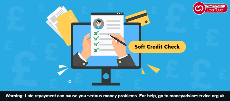 Soft Credit Check Loans Online UK