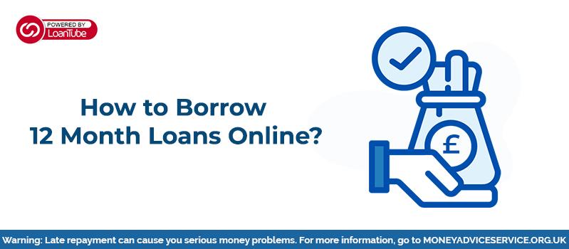 12month loan