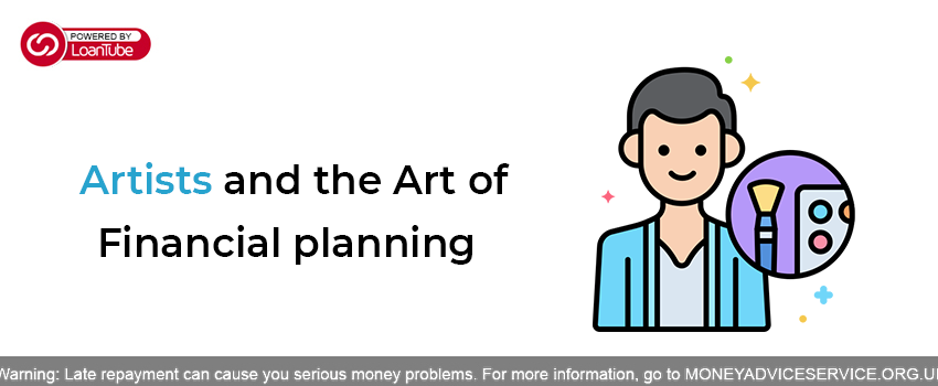 Artists and the Art of Financial planning