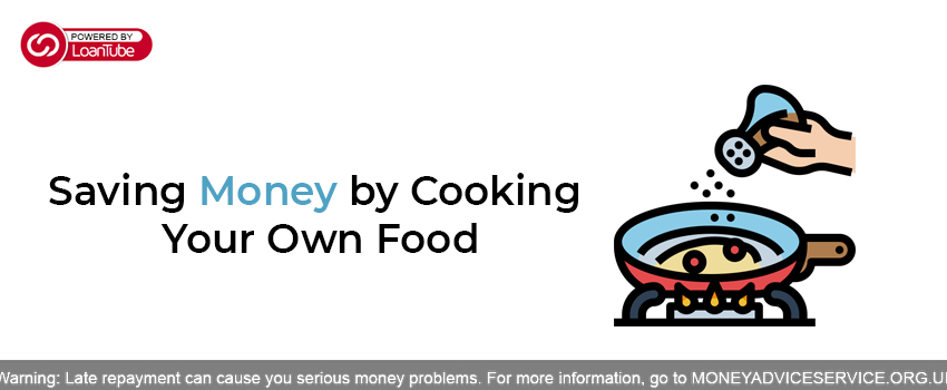 Saving Money by Cooking Your Own Food